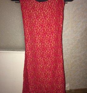 Французское платье с дефектом