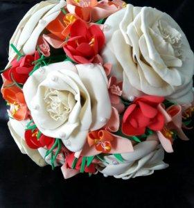 Букет (дублёр), для невесты.