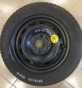 Запаска Форд Фиеста R14