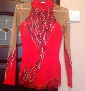 Платье для фигурного катания , гимнастики