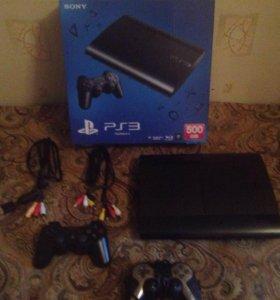 Sony PS 3 super slim 500gb