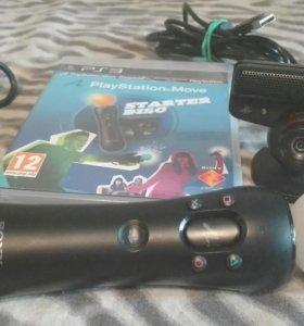 Камера и беспроводной контроллер для PS3