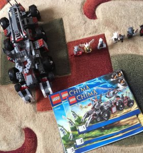 Лего чимо 70009