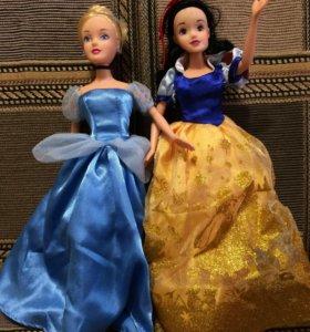 Белоснежка и Золушка куклы