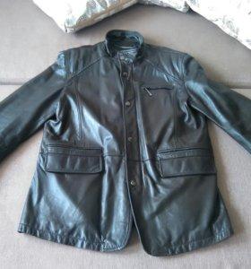 Куртка мужская 54 рр.(натуральная кожа)