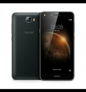 Honor 5А black