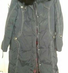 Пальто зима осень