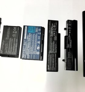 Аккумуляторы для ноутбуков (Б/у)