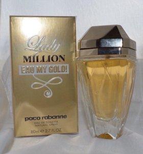 🌺🍋PR Lady Million Eau My Gold