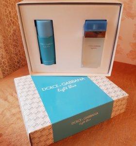 Подарочный набор Dolce and Gabbana Light Blue