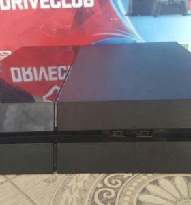 Sony Playstation 4 500 гб. Обмен
