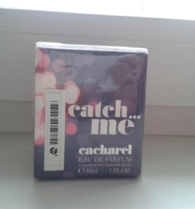 Духи cacharel catch me 30ml