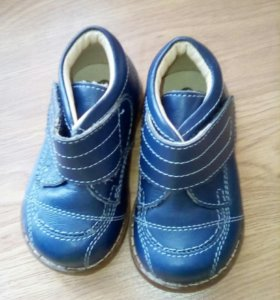 Ботинки осении