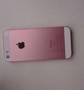 iPhone SE(64 GB)Цвет:Розовый