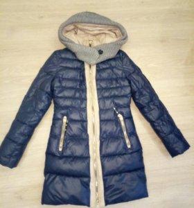 куртка, поздняя осень, зима, размер 44, М
