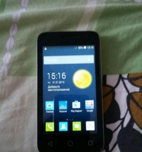 Alcatel One Touch Pixi3 4""