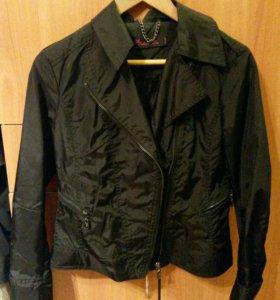 Куртка ветровка косуха