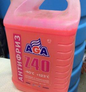 Антифриз AGA Z40