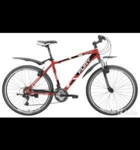 Горный велосипед Fury Yokogama