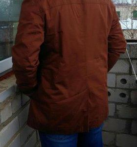Пальто Zara на синтепоне