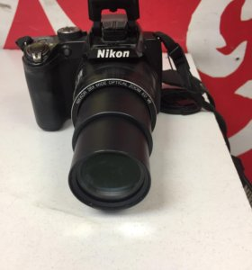 Фотокамера Nikon Coolpix P100