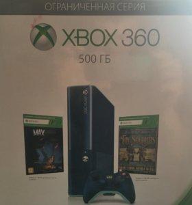 Игровая консоль X BOX 360
