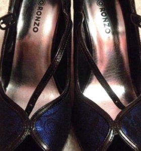 Туфли басаножки новые