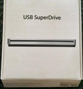 Дисковод USB Super Drive Mac Apple
