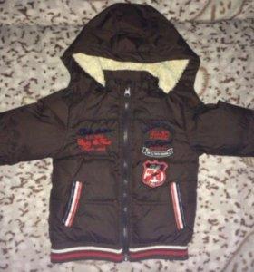 Куртка демисезон (весна-осень)