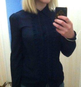 Рубашка шифоновая. S