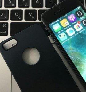 AppleiPhone 5s 16Gb темно-серый