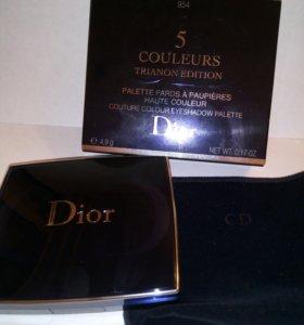 Тени Dior 5 couleurs