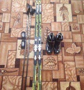 Спортивные лыжи Fischer