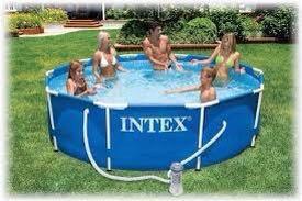 Продаю бассейн intex на 12000л.