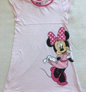 Ночнушка Платье Disney / Zara Mothercare
