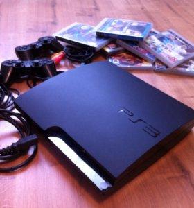 PlayStation3 model no. CECH-2508A