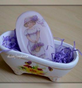 Сувенирное мыло