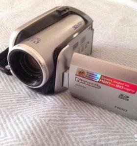 Видеокамера Panasonic sdr-h21ee-s