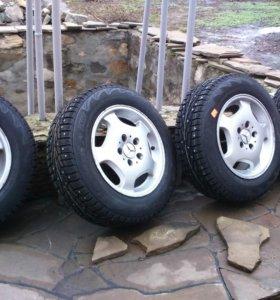 Оригинальные диски Mercedes-Benz
