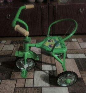 Велосипедик для человечка