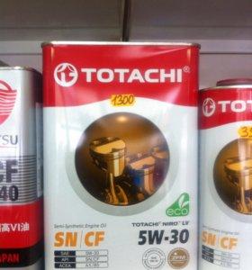 Масло TOTACHI NIRO LV 5W-30 (4л)