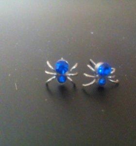 Гвоздики- пауки