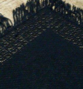 Палантин (шарф, платок) шерсть
