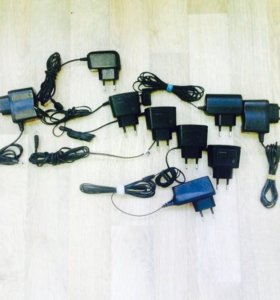 Продам зарядки на старые телефоны
