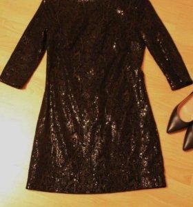 Платье (короткое)