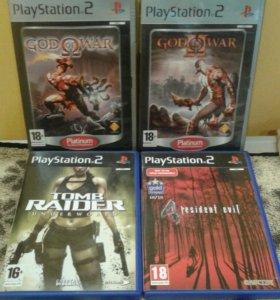 Игры на Sony Playstation 2