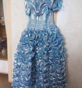 Платье на девочку 6-12 лет