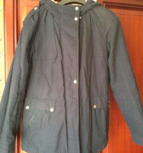 Куртка/парка Stradivarius