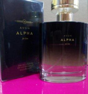 Мужская туалетная вода Avon Alpha