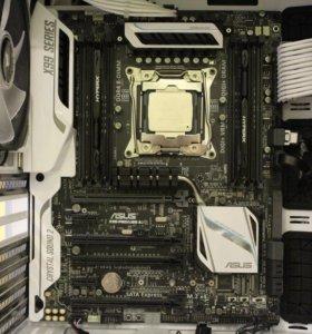 i7 5820k + Asus x99 pro/USB3.1 + hyper x fury 16GB